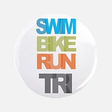 "SWIM BIKE RUN TRI 3.5"" Button"