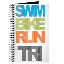 SWIM BIKE RUN TRI Journal