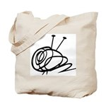 Yarn Ball Tote Bag