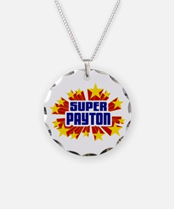 Payton the Super Hero Necklace