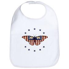 Patriotic Butterfly 2000x2000.png Bib