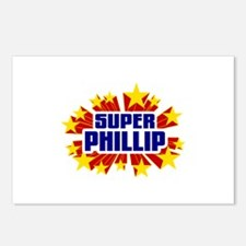 Phillip the Super Hero Postcards (Package of 8)