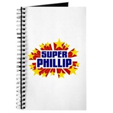 Phillip the Super Hero Journal