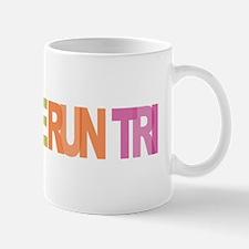SWIM BIKE RUN TRI Mug