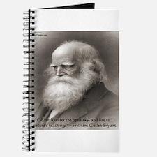 William Cullen Bryant Journal