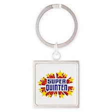 Quinten the Super Hero Keychains