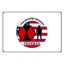 7th Infantry Division Banner