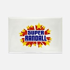 Randall the Super Hero Rectangle Magnet