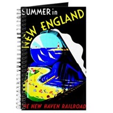 New England Train Travel Journal
