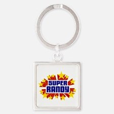 Randy the Super Hero Keychains