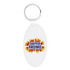 Rashad the Super Hero Keychains
