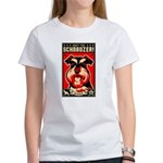 Obey the Schnauzer! 2-sided Women's T-Shirt