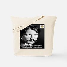 Stephen Crane Tote Bag
