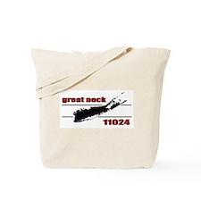 Cute Long neck Tote Bag