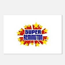 Remington the Super Hero Postcards (Package of 8)