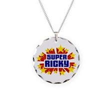Ricky the Super Hero Necklace