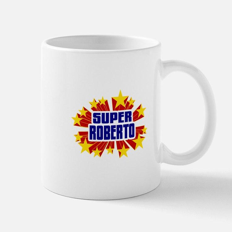 Roberto the Super Hero Small Small Mug
