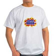 Rocco the Super Hero T-Shirt