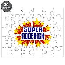 Roderick the Super Hero Puzzle