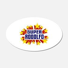 Rodolfo the Super Hero Wall Decal