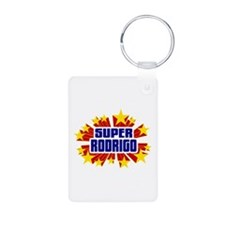 Rodrigo the Super Hero Keychains