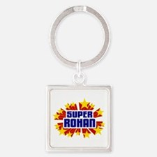 Rohan the Super Hero Keychains
