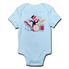Drum Beatnik Infant Bodysuit