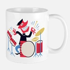 Drum Beatnik Mug