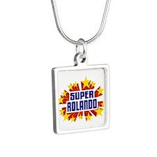Rolando the Super Hero Necklaces