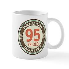 95th Birthday Vintage Small Mug