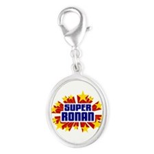 Ronan the Super Hero Charms
