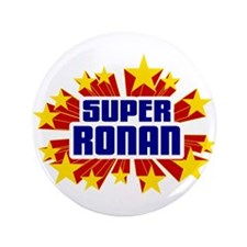 "Ronan the Super Hero 3.5"" Button (100 pack)"