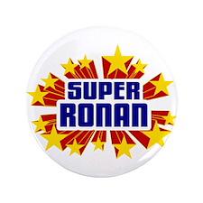"Ronan the Super Hero 3.5"" Button"