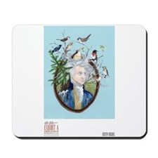 JUSTIN RICHEL Eaten Out of House and Home Mousepad