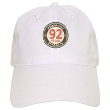 92nd Birthday Vintage Hat