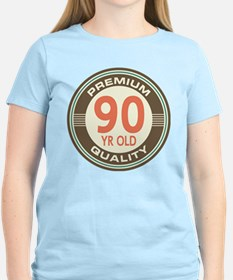 90th Birthday Vintage T-Shirt