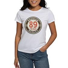 89th Birthday Vintage Tee