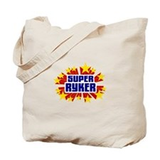 Ryker the Super Hero Tote Bag