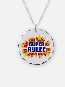 Rylee the Super Hero Necklace