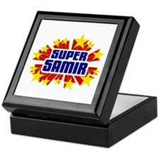 Samir the Super Hero Keepsake Box