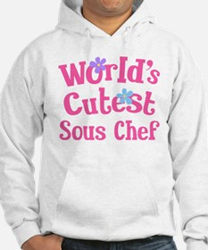 Worlds Cutest Sous Chef Hoodie