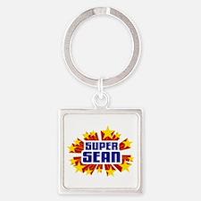 Sean the Super Hero Keychains