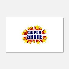 Shane the Super Hero Car Magnet 20 x 12