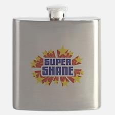 Shane the Super Hero Flask