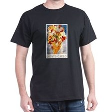 Vintage Monte Carlo Travel T-Shirt