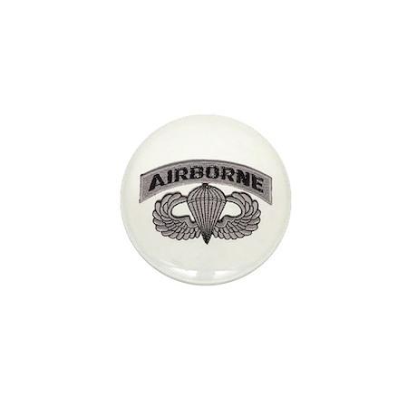 Airborne Mini Button (10 pack)