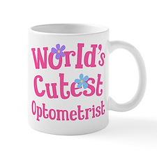Worlds Cutest Optometrist Mug