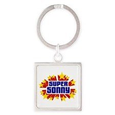 Sonny the Super Hero Keychains