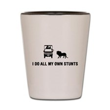 Safari Tour Shot Glass