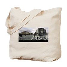 astronomical clock - rect Tote Bag